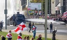 Протестите в Беларус продължават