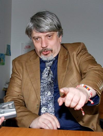 Проф. Николай К. Витанов СНИМКА: Снимка: Пиер Петров