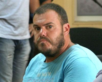Борислав Писачев получи 10 г., след като поиска съкратен съдебен процес СНИМКА: Евгени Цветков