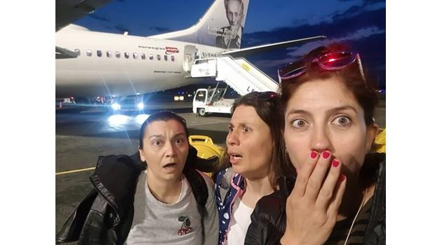 Норвежките джендъри крадат деца посреЦтвом самолети на норвежките авиолинии. Страшно е!