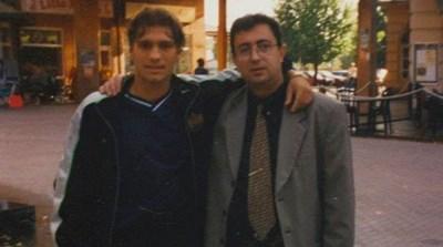 Стилиян Петров и Александър Гигов