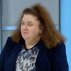 Вирусологът от БАН проф. Радостина Александрова КАДЪР: БНТ