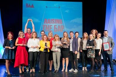 Победителите от конкурса на Българската асоциация на рекламодателите BAAwards 2017