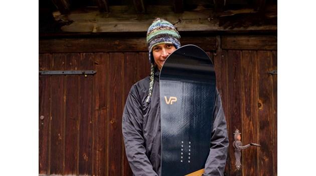 Сноубордистът Владимир Павлов, който планира исторически подвиг: Не се страхувам от Шиша Пангма и след изчезването на Боян