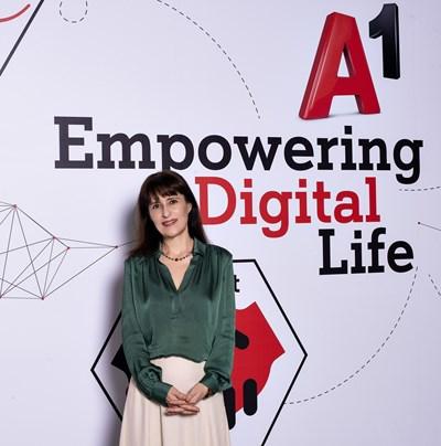 Елица Шопова: В А1 се стремим към ясни условия и добро обслужване, за да бъдем отново избирани от нашите клиенти