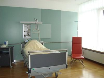 Болнична стая Снимка: Архив