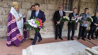 С тържествена света литургия започнаха тържествата за 113 г. независима България (Снимки, видео)