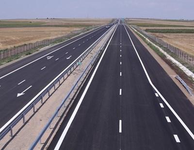 Състоянието на пътищата и магистралите у нас Снимка: Архив