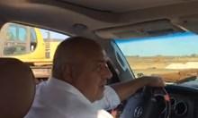 Борисов подкара джипа в Шумен (На живо)