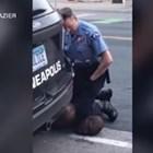Джордж Флойд почина, докато полицай притискаше с коляно врата му при арест СНИМКА: Ройтерс