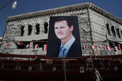 Дамаск, Сирия Снимка: Ройтерс