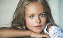 Най-красивото дете в света трупа милиони от снимки