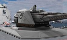 Китай изпита релсотрон - най-мощния снаряд във флота