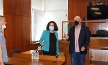 Гешев разговаря с прокурори и следователи във Велико Търново
