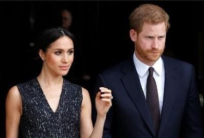 Меган Маркъл и принц Хари СНИМКА: Ройтерс