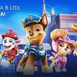 Смели герои радват децата в Lidl