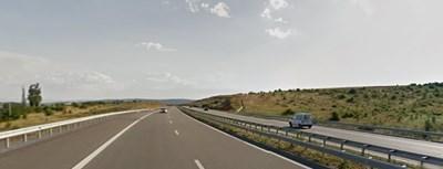 "АМ ""Струма"" Снимка:Google street view"
