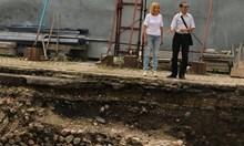 Откриха уникална  гробница в София (обзор)