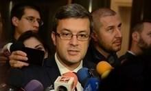 ГЕРБ и ДПС приветстваха завръщането на БСП, Симеонов - не