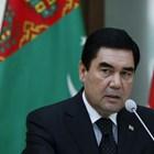 Гурбангули Бердимухамедов, Снимка: Ройтерс