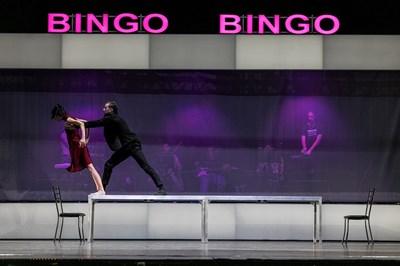 Танците на балета са вълнуващи и леко хумористични. СНИМКИ: АРХИВ НА СПЕКТАКЪЛА