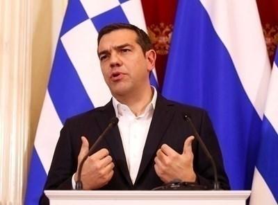 Алексис Ципрас СНИМКА: Ройтерс