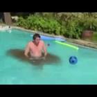Смях на басейна