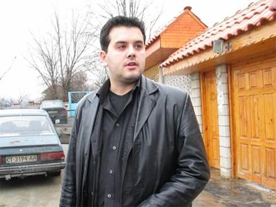 Борислав Манджуков  Снимка: Любомир Бенковски