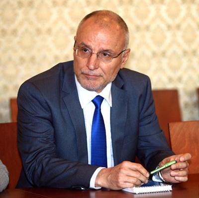 Димитър Радев, номиниран за управител на БНБ.