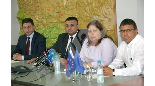 Избягалият затворник от Пловдив излежавал шеста присъда