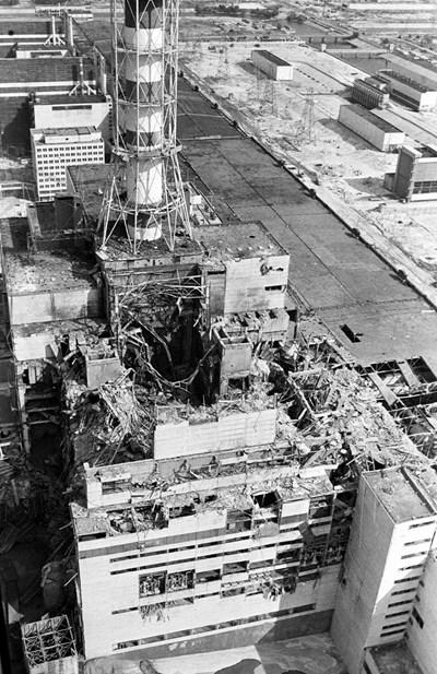 """Аварията в """"Чернобил"""" е най-тежката ядрена катастрофа в света. СНИМКА: РОЙТЕРС"""