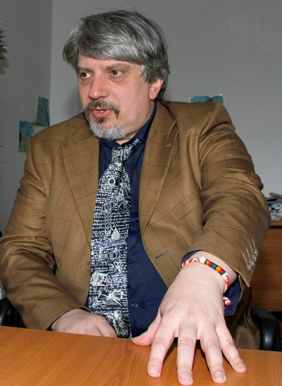 Проф. Николай Витанов