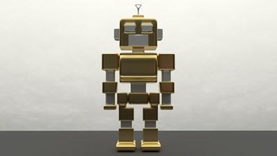 Сръбските училища оборудвани с малки роботи