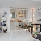 Малко жилище в бяло (галерия)