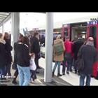 Най-голямата трансгранична крайградска жп линия в Европа потегли за Женева (Видео)