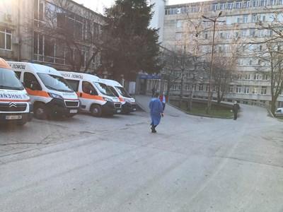 4-г. момиченце със съмнения за коронавирус лекуват във Велико Търново