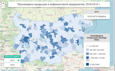 Карта: Институт за пазарна икономика