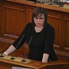 Вносител на предложенията в закона за извънредното положение е Корнелия Нинова и група народни представители от БСП СНИМКА: Николай Литов
