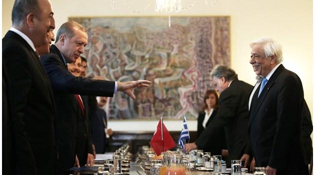 Цели ли се Ердоган в гръцки острови в Егейско море? Историята на Лозанския договор