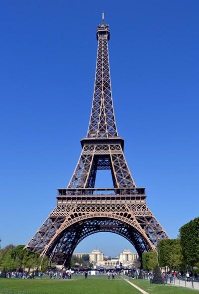 Айфеловата кула. СНИМКИ: ПИКСАБЕЙ