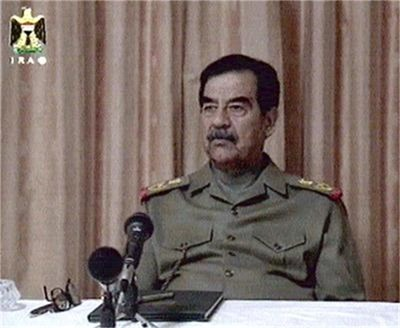 Саддам Хюсеин СНИМКА: РОЙТЕРС