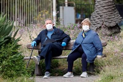 Пенсионери Снимки: Ройтерс