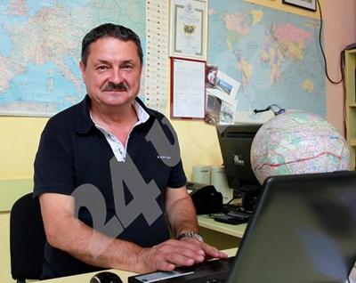 проф. Георги Рачев