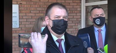 Районният прокурор на Пловдив Чавдар Грошев обяви подробности около разбития канал за фалшиви документи