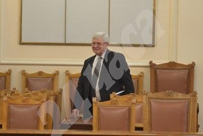 Здравният министър Кирил Ананиев СНИМКА: Йордан Симеонов/Архив