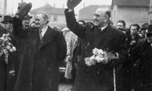 СССР два пъти ни отмъква златния резерв