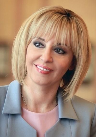 Мая Манолова: София е похитен град, искам да го направя умен и да го върна на гражданите