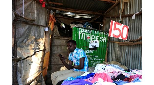 Кибера -  най-голямото гето в Африка