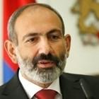 Премиерът на Армения Никол Пашинян СНИМКИ: Ройтерс