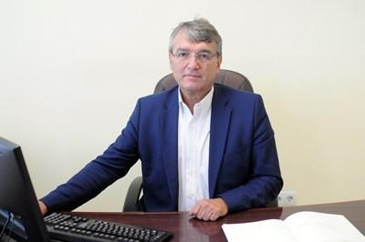 Проф. Лъчезар Трайков СНИМКА: Велислав Николов
